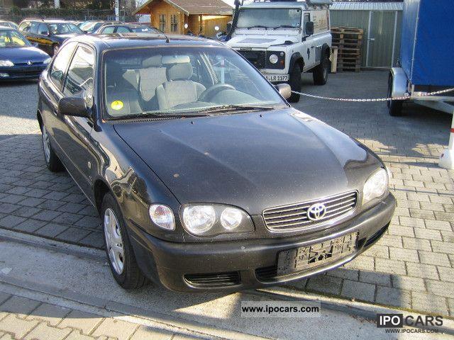 482f646a 2001 Toyota Corolla 2.0 D-4D linea terra - Car Photo and Specs