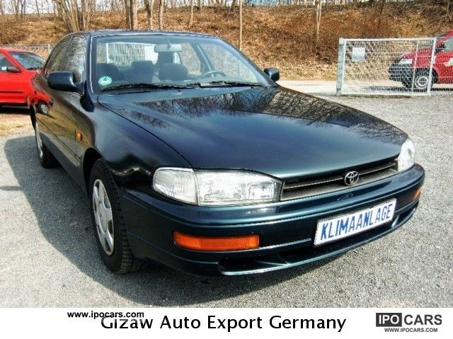 toyota camry  gl car photo  specs