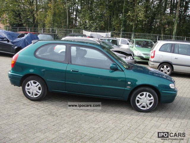 2000 toyota corolla 2 0 d 4d car photo and specs. Black Bedroom Furniture Sets. Home Design Ideas