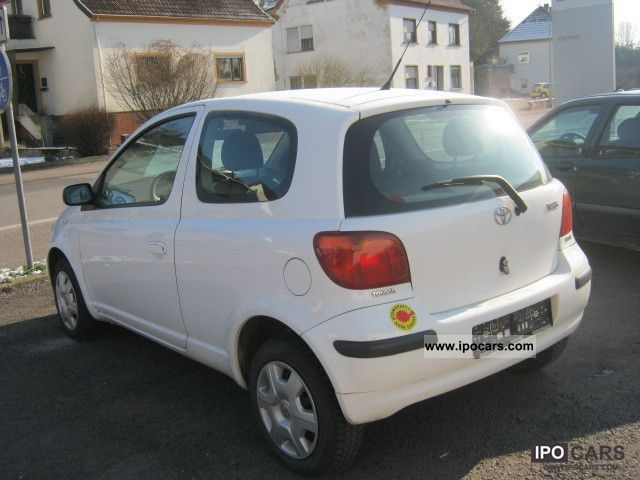 2004 Toyota Yaris 1 0 Multi Mode Automatic Car Photo And Specs