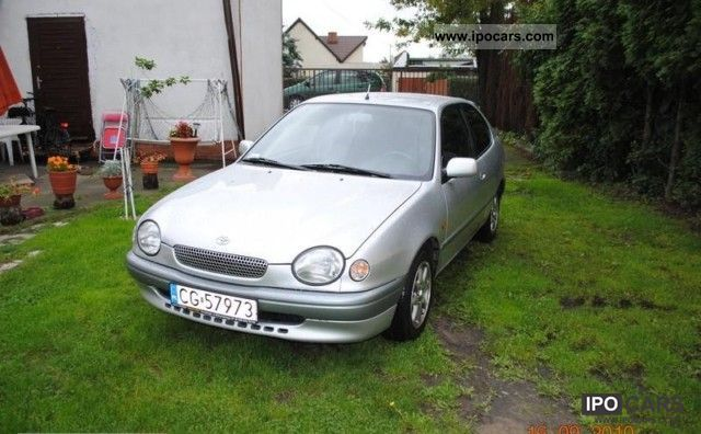 1999 Toyota  Corolla Air Small Car Used vehicle photo