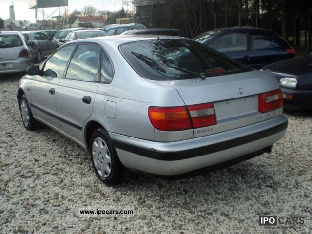 Toyota  Carina 2.0 + CNG 1999 Compressed Natural Gas Cars (CNG, methane, CH4) photo