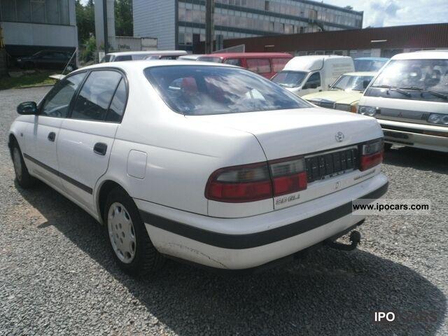 Тойота карина 1995 фото