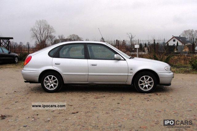 2001 toyota corolla 1 6 climate ff o limousine used vehicle photo 2