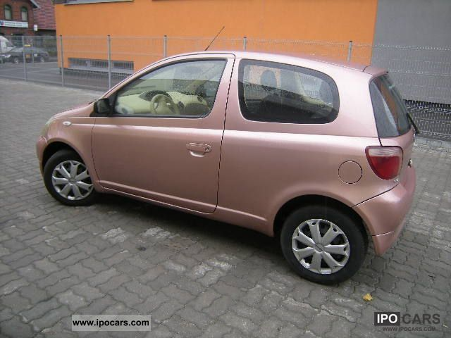 2000 Toyota  1999-XII/2000, 1.0i MOZLIWA ZAMIANA NA TANSZY Small Car Used vehicle photo
