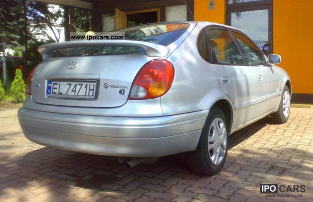 2000 Toyota  1.9d AIR ELEKTRYKA idealna Other Used vehicle photo