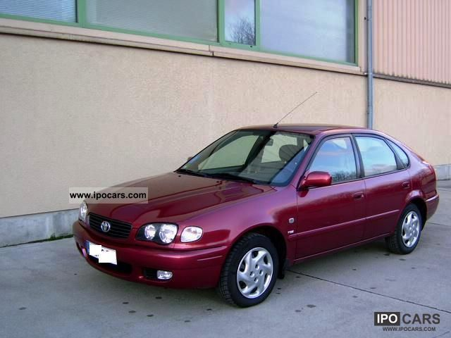 2001 toyota corolla 1 6 linea sol a c shipping possible. Black Bedroom Furniture Sets. Home Design Ideas