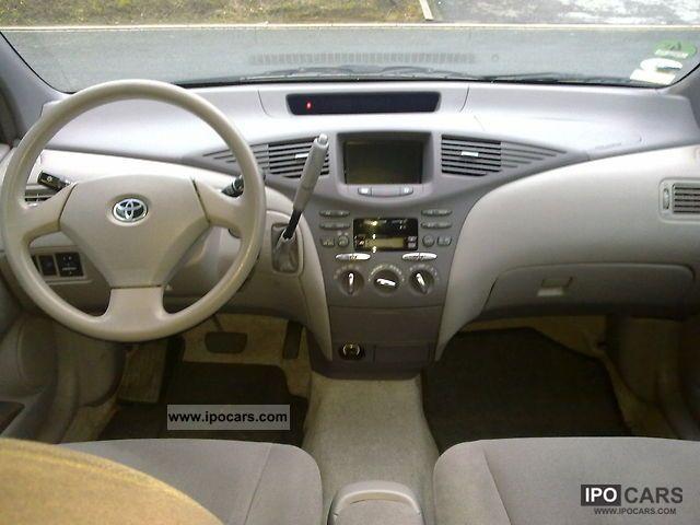 2001 Toyota Prius Hybrid Limousine Used Vehicle Photo