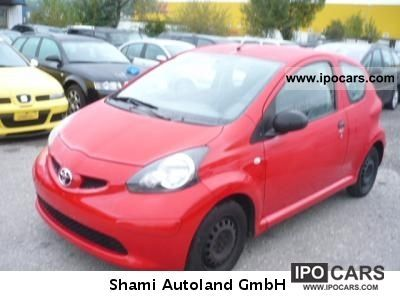 2006 Toyota  Aygo Cool Small Car Used vehicle photo