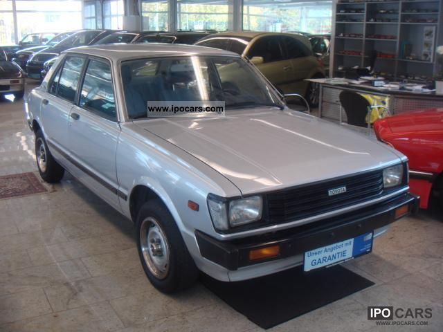 1981 Toyota  Tercel Deluxe H mark Other Used vehicle photo