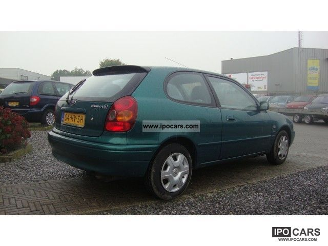 2001 toyota corolla 1 9 d hb linea terra nice zeer state 19 car photo and specs. Black Bedroom Furniture Sets. Home Design Ideas