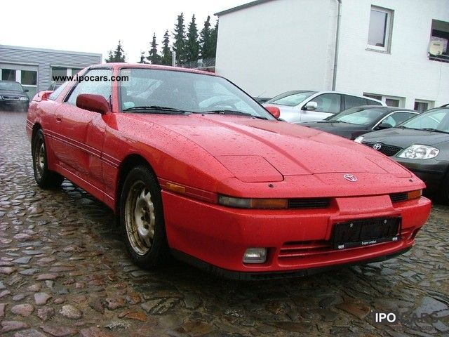 1991 toyota supra for sale in japan autos post. Black Bedroom Furniture Sets. Home Design Ideas