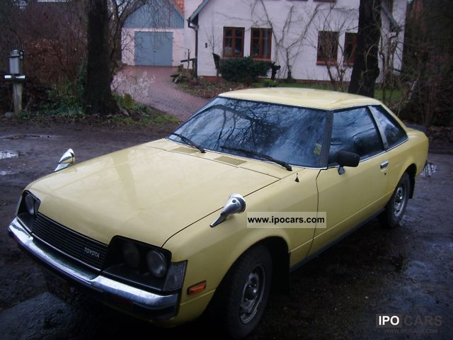 Toyota  Celica TA 40 1978 Vintage, Classic and Old Cars photo