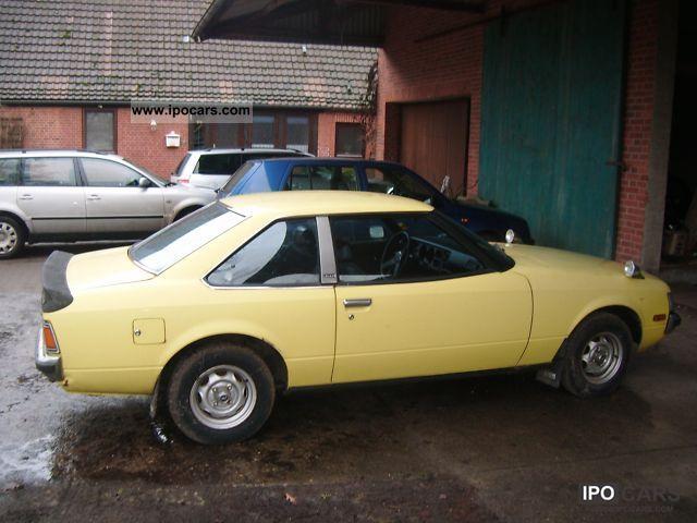 1978 Toyota Celica Ta 40