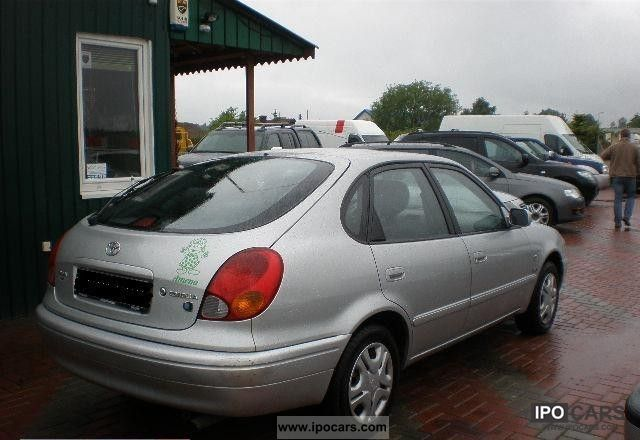 2001 toyota 5drzwi corolla diesel car photo and specs. Black Bedroom Furniture Sets. Home Design Ideas
