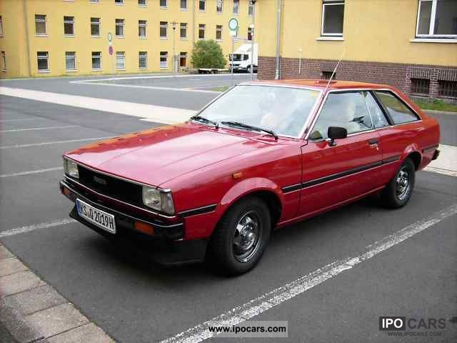 1980 Toyota  Corolla Sports car/Coupe Classic Vehicle photo