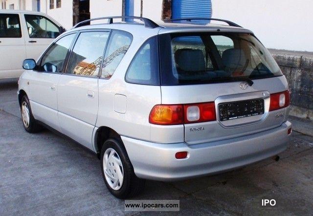 2000 Toyota Picnic HU / AU -11/2013 - Car Photo and Specs