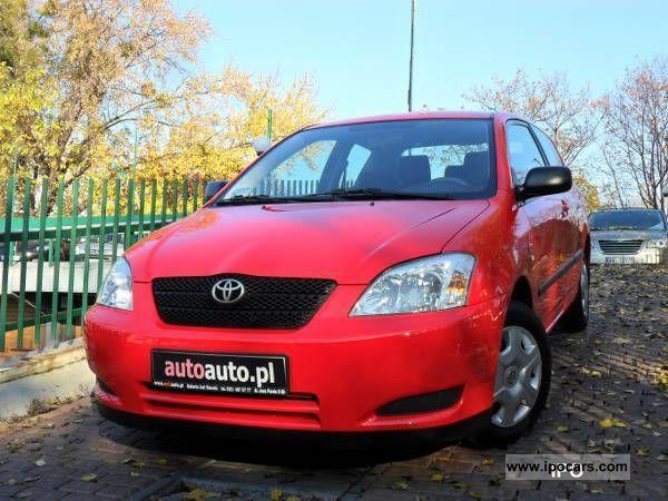 2002 Toyota  Corolla DOOR-TO-DOOR/francais/deutsch Other Used vehicle photo