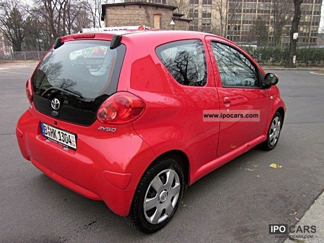 2006 toyota aygo city from first gepf hand checkbook servo car photo and specs. Black Bedroom Furniture Sets. Home Design Ideas