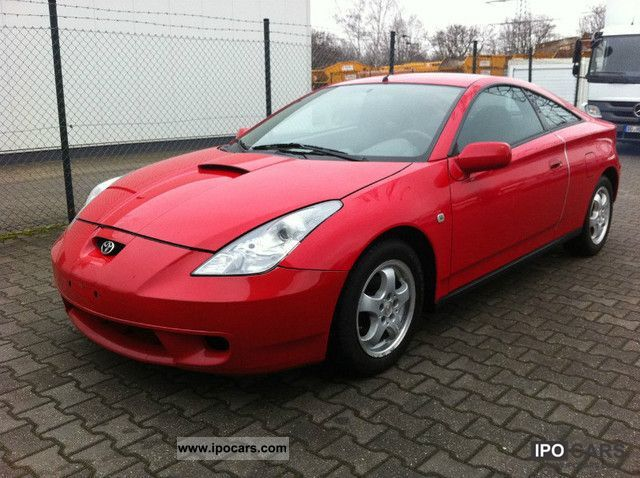 2001 toyota celica car photo and specs. Black Bedroom Furniture Sets. Home Design Ideas