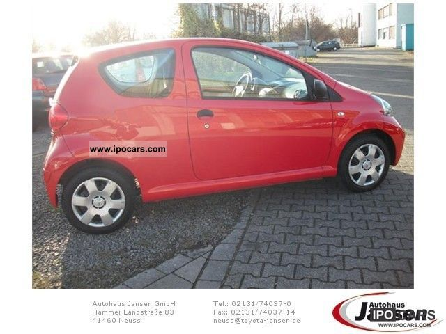 2008 toyota aygo car photo and specs. Black Bedroom Furniture Sets. Home Design Ideas