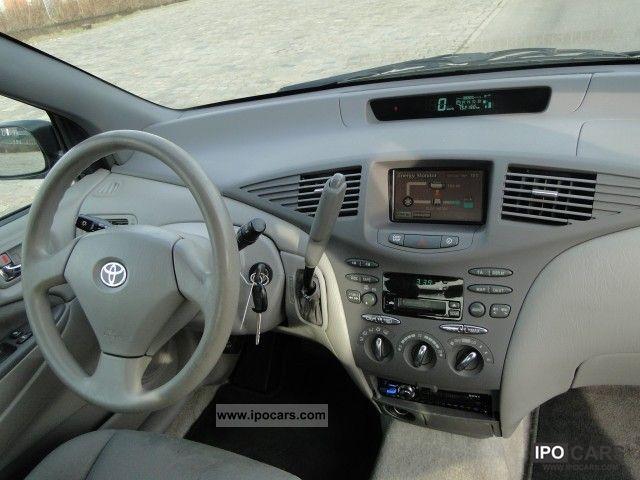 2001 Toyota Prius 1 5 Hybrid Vvt I Automaat A Label Limousine Used Vehicle Photo