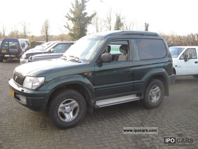 2001 Toyota Land Cruiser Car Photo And Specs