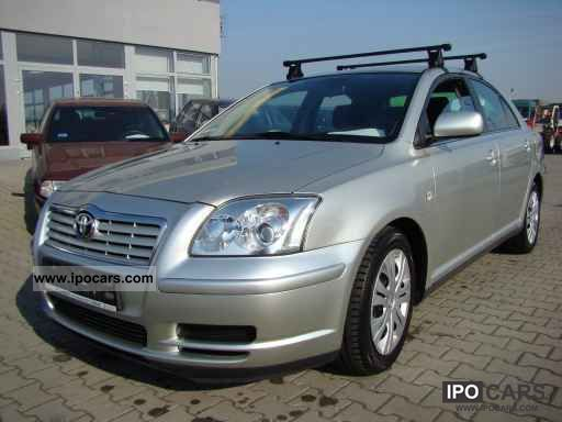2003 Toyota  Avensis Other Used vehicle photo