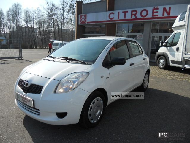 2008 toyota yaris 1 4 d4d 90km gwarancja krajowy ks serwisow car photo and specs. Black Bedroom Furniture Sets. Home Design Ideas