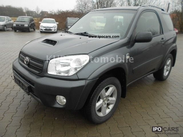 2005 toyota rav4 d 4d 4x4 sol air euro 3 car photo and specs. Black Bedroom Furniture Sets. Home Design Ideas