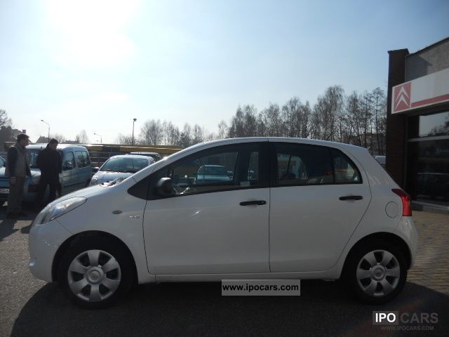 2008 toyota yaris 1 4 d4d 90km gwarancja ks serwisowa krajow car photo and specs. Black Bedroom Furniture Sets. Home Design Ideas