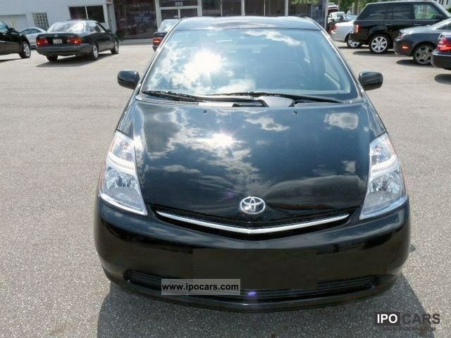 2008 Toyota  Prius (hybrid) Limousine Used vehicle photo