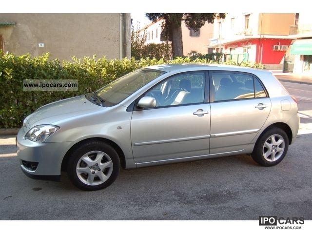 2007 Toyota  Corolla Limousine Used vehicle photo
