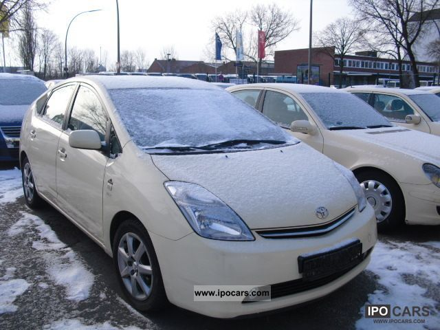 2006 Toyota  Prius (hybrid) * Automatic * Air * Black-Metallic Limousine Used vehicle photo