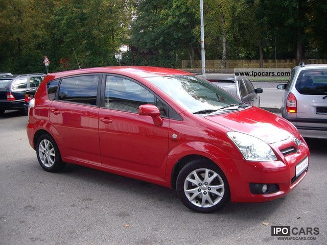 2008 Toyota  Corolla Verso 2.2 D-4D Sol *** OFF *** 1.Hand Van / Minibus Used vehicle photo