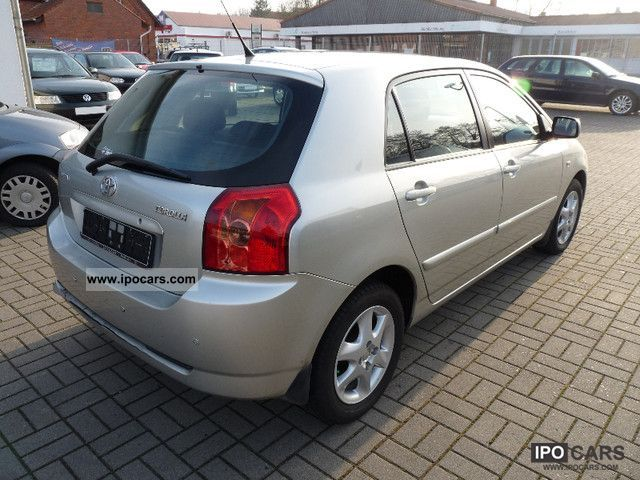 2006 Toyota Corolla 1.6 VVT-i Luna heater **** ***** - Car Photo and ...