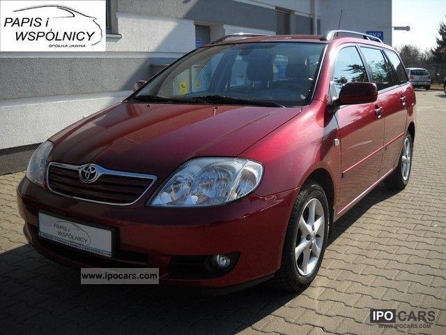 2006 Toyota  Corolla 23%; ASO; SalonPL; 1wł Estate Car Used vehicle photo