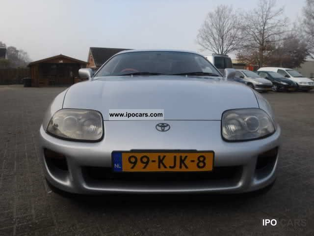 1994 Toyota  Supra N / A 5-speed (2JZ-GE) Sports car/Coupe Used vehicle photo