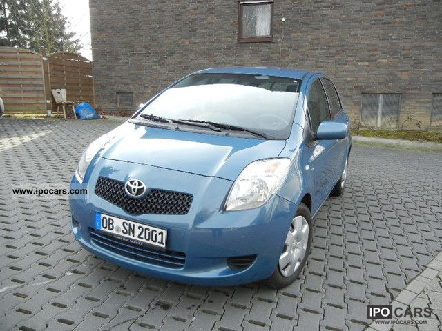 2007 Toyota  1.4 D - 4D Small Car Used vehicle photo