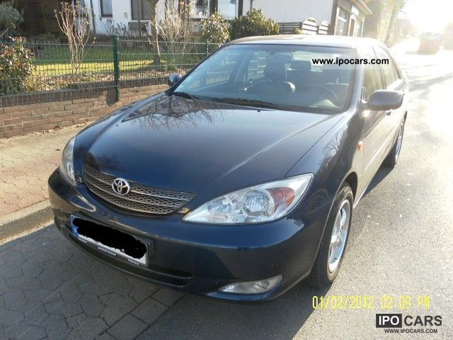 2001 toyota camry 3 0 v6 executive car photo and specs. Black Bedroom Furniture Sets. Home Design Ideas