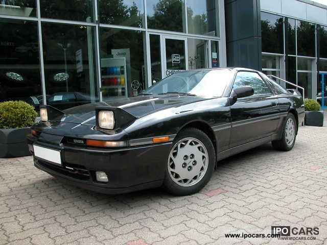 1989 toyota supra 3 0 turbo targa automatic car photo and specs. Black Bedroom Furniture Sets. Home Design Ideas