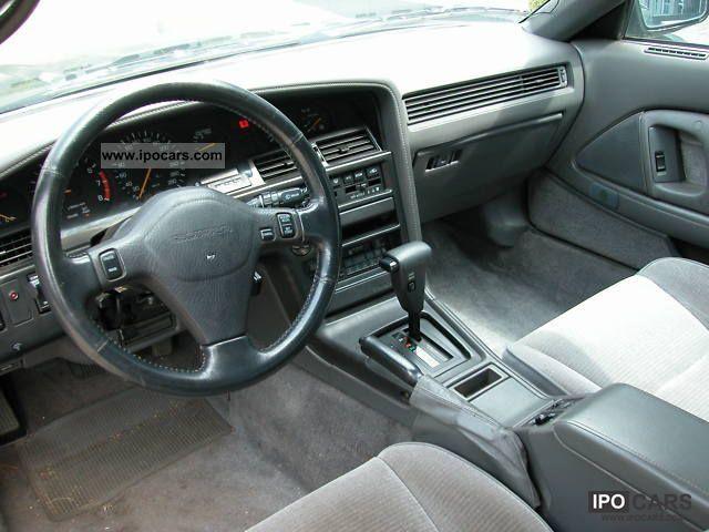 1989 Toyota Supra 3.0 Turbo Targa automatic - Car Photo and Specs