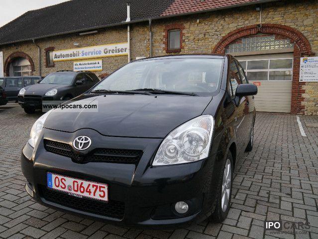 2007 Toyota  Tax Executive DPF camera Van / Minibus Used vehicle photo