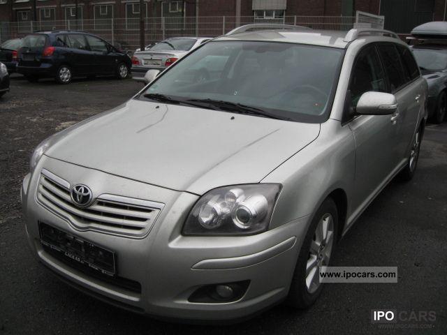 Toyota  Avensis Combi 1.8 VVT-i Sol Prins gas plant 2008 Liquefied Petroleum Gas Cars (LPG, GPL, propane) photo