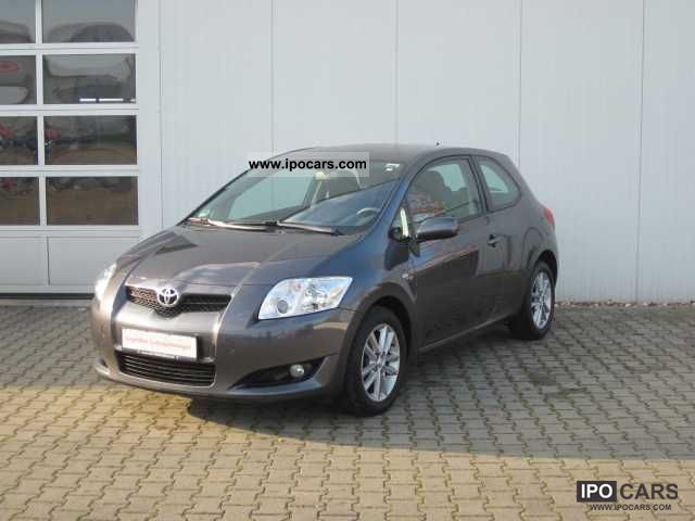 2009 toyota auris aircon zv life car photo and specs. Black Bedroom Furniture Sets. Home Design Ideas