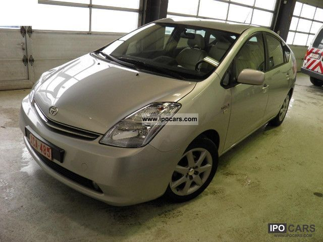 2007 Toyota  Prius (hybrid) Exec / leather / navi / KEYLESS / + GOVORIM Limousine Used vehicle photo