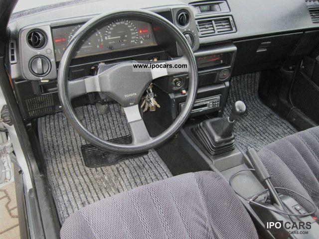 Toyota Corolla Gt I V Twin Cam Ae Lgw on 1985 Toyota Tercel Engine
