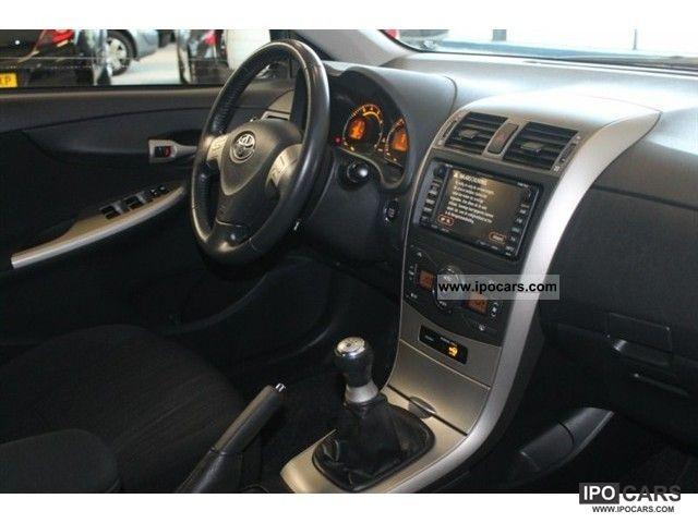 2008 Toyota Corolla Sedan 1 6 Tdci Per Business Vision Car Photo And Specs