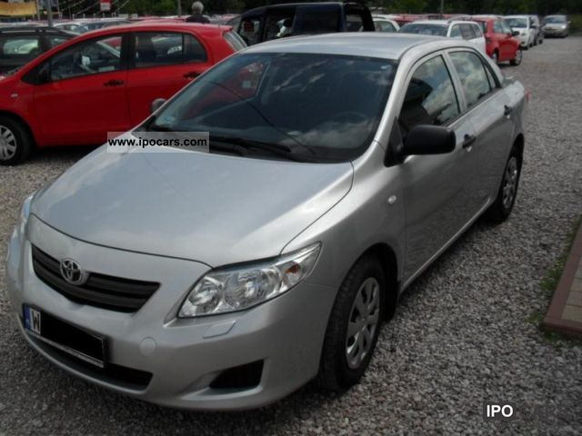 2008 toyota corolla 1 4 d4d r vat car photo and specs. Black Bedroom Furniture Sets. Home Design Ideas