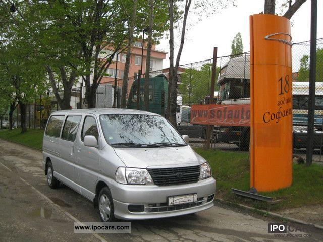 2007 Toyota  HiAce 2.5D Van / Minibus Used vehicle photo